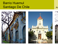 Barrio Huemul - Arquitectura Moderna