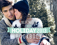 Bluenotes Holiday 2013 Lookbook