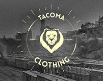 Tacoma Clothing Branding
