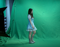 Nuke 3D & Green Screen