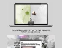 ASĦBŪRŸ // HØŁDEN // WEBSITE
