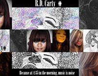 R.D. Carty Youtube Channel Art (fullscreen)