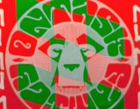 3rd Ontask Family Sticker