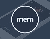 MEM - Social Pattern Game for iOS