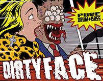 Bitcrusher - Dirtyface (Cover)