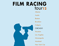 Marketing for Chicago Film Racing