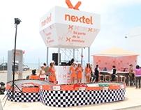 Campaña Village Dakar Nextel