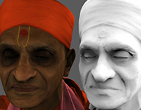 3D Scanning for Shree Swaminarayan Mandir