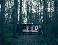 Cabanes d'eau douce