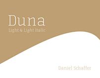 Duna – caldo e discreto