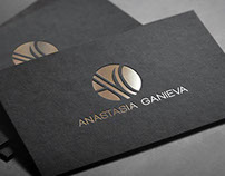 Anastasia Ganieva // Branding
