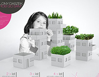 ARCHITECTURAL TOY (COMPETITION)