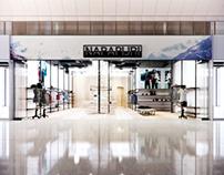 Napapijri store design