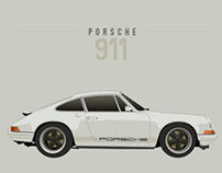 Porsche 911 Colour Series