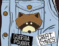 Poster : Guerilla Poubelle & Great Cynics