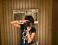 Photographer's selfs