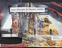 Conceptual Collection: Ivan Albright + Moshe Safdie