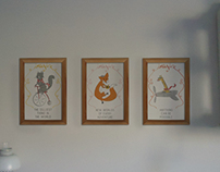 Imagine Children's Poster Series