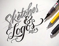2013 Calligraphy & Lettering Collection