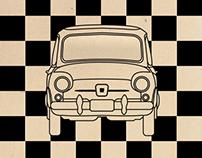 / Rally Fiat 600