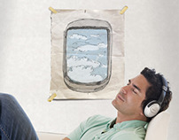 Turkish Airlines / Comfort Print Campaign