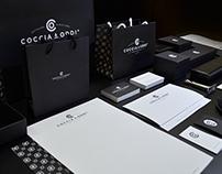 Coccia & Oddi_Artigiani Gioiellieri_Corporate identity