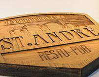 Resto-Pub St. André