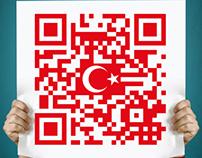 Turkish Airlines / QR Flag