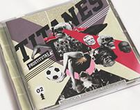 """Prostitutas """"Titanes"""" - Tributo Punk al fútbol nacional"""
