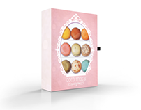 Package & Logo Design - Coco Maca