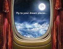 Turkish Airlines / Yemen Print Campaign
