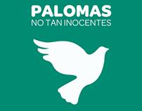 Palomas no tan inocentes