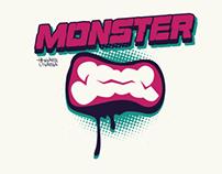 Monster tshirt