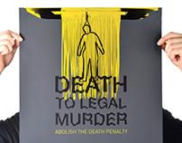 Amnesty International Poster & App design