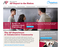 College Board: AP Report to the Nation