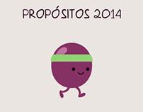 Propósitos 2014