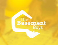 The Basement Boys - Logo