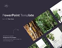 Powerpoint Presentation (Template)