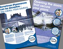 PAC International - Magazine Advertisements