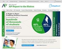 AP Report to the Nation 2013 Update
