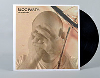 Bloc Party LP cover