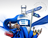 Absolut Mode Brasil