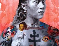 Painting Serie:Relatividade Cultural