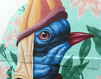MURAL FOR BUKRUK 2016