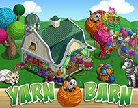 Yarn Barn - FarmVille