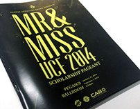 Mr. & Miss UCF Pageant 2014