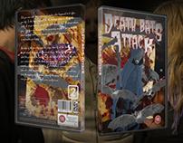 C4 Hollyoaks - Horror DVD Covers