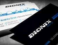 Business Cards BIONIX CORP