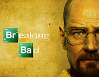 Breaking Bad Poster Mock up
