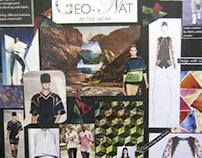 Geo-Nat Activewear s/s 2014